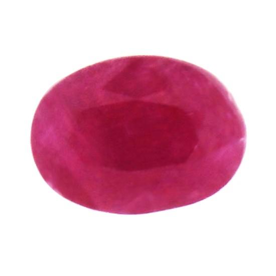 Genuine Ruby Minimum 1.44ct 8x6mm Oval