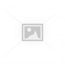 1.83 ct.t.w.Genuine Ruby Diamond Three Stone Engagement Ring 10kt White Gold